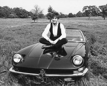 This is an image of 174299 Linda Thorson Photograph & Poster