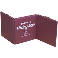 Sullivan's Maroon Folding Mat