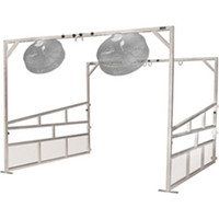 Sullivan Supply Aluminum Fan Cage