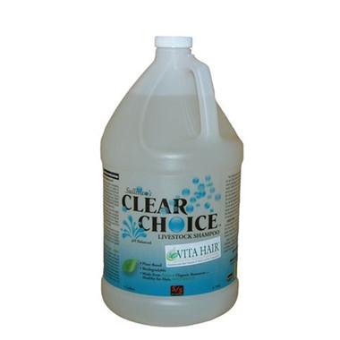 Sullivan Supply Clear Choice Shampoo Gallon