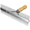Sullivan Supply Doublestuff Comb with wooden handle