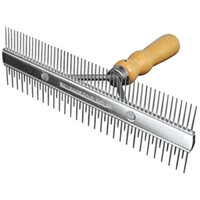 Sullivan Supply Doublestuff Comb with wooden handle