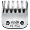 """Detachable steel blades fit all Andis AG, AGC, AGP, AGR+ and AGRC models. Leaves hairs 1/2"""" - 13 mm"""