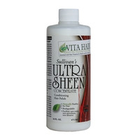 Sullivan's Ultra Sheen for show cattle with Vita Hair