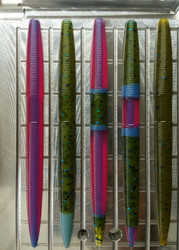 "SB525A-05 5"" Core Shot Stick Bait"