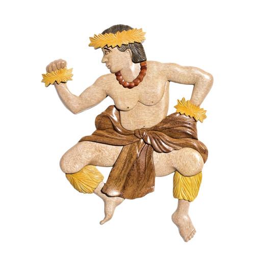 Male Hula Dancer