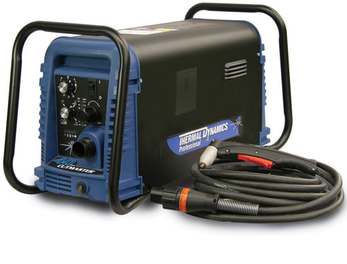 Cutmaster 40mm Victor Technologies Thermal Dynamics Plasma Cutter