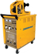 The Thermamax TSM 350SF MIG Welder is well built and reliable for any manufacturing environment. High quality transformer design with copper windings. Step adjustment divided into 30 settings for easy selection, with spot weld function. Voltage control from 70 - 370amps.