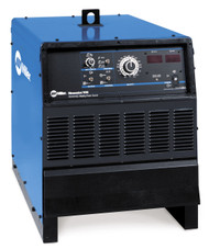 Miller's Dimension 812, CC/CV DC transformer power sources provide outstanding versatility plus the endurance to handle demanding industrial applications. Engineered to provide exceptional performance across a variety of arc welding processes.