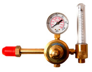Thermamax Argon CO2 Gas Regulator Flowmeter
