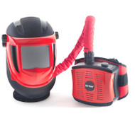 Navitek M11 Airkos Passive XXL Flip Front Air Fed Welding Helmet