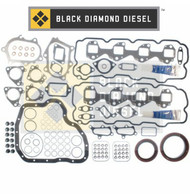 Black Diamond 04.5-05 Duramax 6.6 LLY Engine Gasket Set (head gaskets not included)