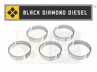 Black Diamond 04.5-05 Duramax 6.6 LLY .50MM Oversize Main Bearing Set