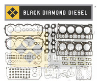 Black Diamond 06-10 Ford 6.0 Powerstroke 20MM Head Gasket Replacement Set