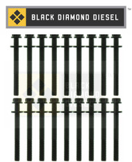 Black Diamond 07.5-10 Duramax 6.6 LMM Factory Style Head Bolt Kit (one head)