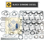 Black Diamond 07.5-10 Duramax 6.6 LMM Head Set (head gaskets not included)