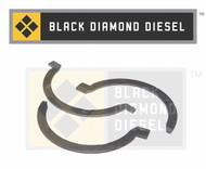 Black Diamond 07.5-10 Duramax 6.6 LMM Main Bearing Thrust Washer Set