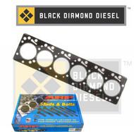 Black Diamond 03-04 Dodge 5.9 Cummins Head Gasket and ARP Head Studs Kit