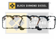 Black Diamond 07.5-15 Dodge 6.7 Cummins Valve Cover Gasket (with harness)