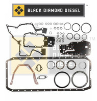 Black Diamond 07.5-15 Dodge 6.7 Cummins Lower Engine Gasket Kit