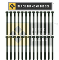 Black Diamond 07.5-15 Dodge 6.7 Cummins Cylinder Head Bolt Set