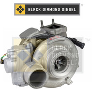 Black Diamond 07.5-15 Dodge 6.7 Cummins Stock Replacement Turbocharger