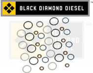 Black Diamond 03-10 Ford 6.0 Powerstroke Fuel Injector Oring Kit