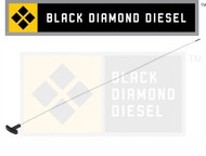 Black Diamond 05-10 Ford 6.0 Powerstroke Engine Oil Dipsitck for E-Series Vans
