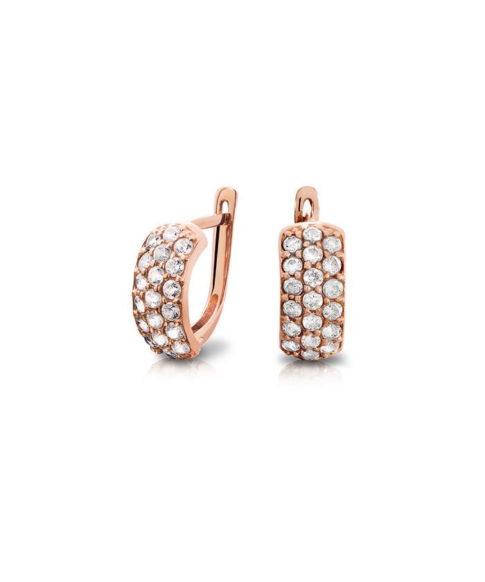Twin Earrings