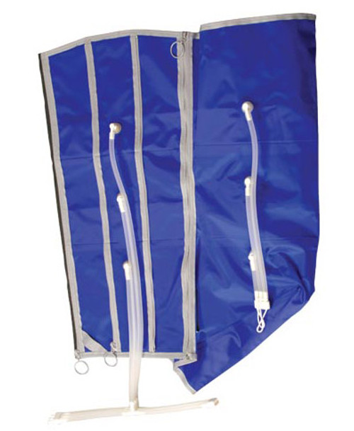 Inflatable Expanders (For use with Multi - 3 Only) - Half Leg - 3 Chambers (For Multi - 3 only )