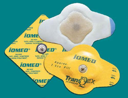 TransQ FLEX Small Disposable Electrodes, 2.5cc fill (12 treatment kits* per box)