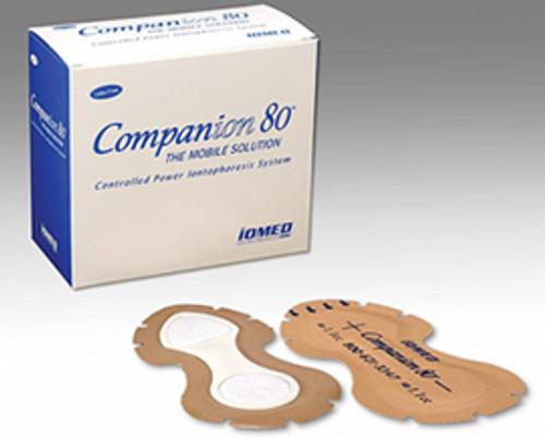 Companion 80å» Iontophoresis System, ÌÉ1.1cc fill (6 treatment kits per box)
