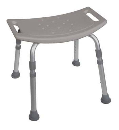 Drive Medical Deluxe KD Aluminum Bath Bench