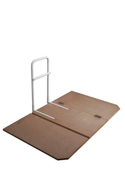Drive Medical Home Bed Assist Rail & Folding Bed Board