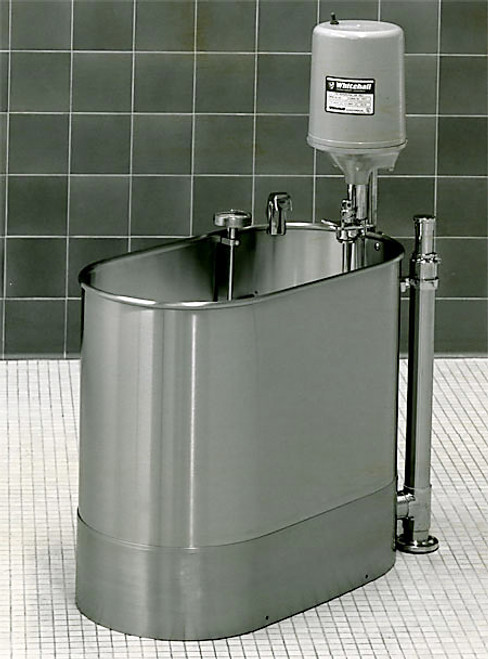 Whitehall Mobile Extremity Whirlpool - 22 Gallon