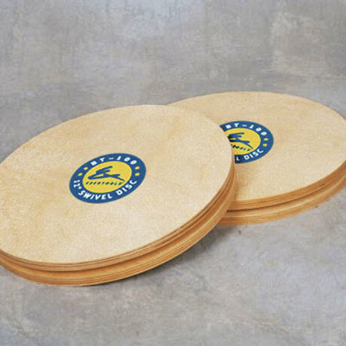 "Exertools 12"" Swivel Discs (pair)"