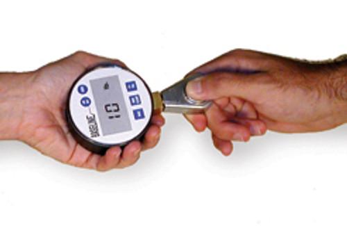 Baseline digital hydraulic pinch gauge, 100lb.