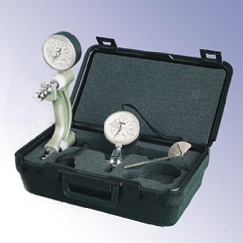 Jamar 3-piece hand evaluation set, 200lb./50lb.