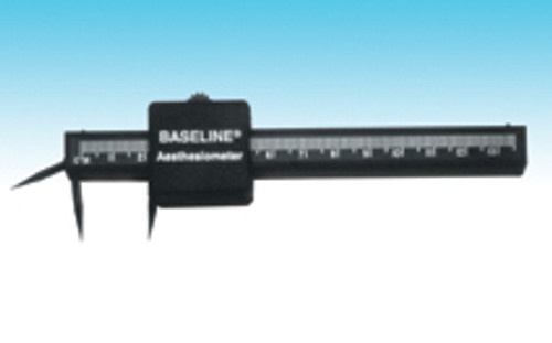 Baseline three-point discriminator (aesthesiometer)
