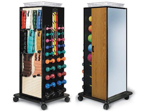 Hausmann Grand Stand Storage/Weight Rack