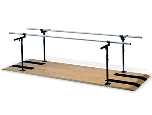 Hausmann Height & Width Adjustable Parallel Bars