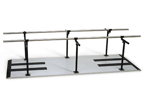 Hausmann Bariatric Parallel Bars, Height and Width Adjustable