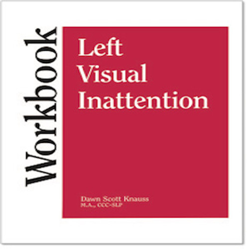 Left Visual Inattention Workbook