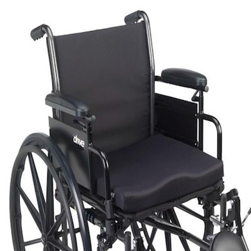 Drive Medical Molded Foam General Use Wheelchair Cushion