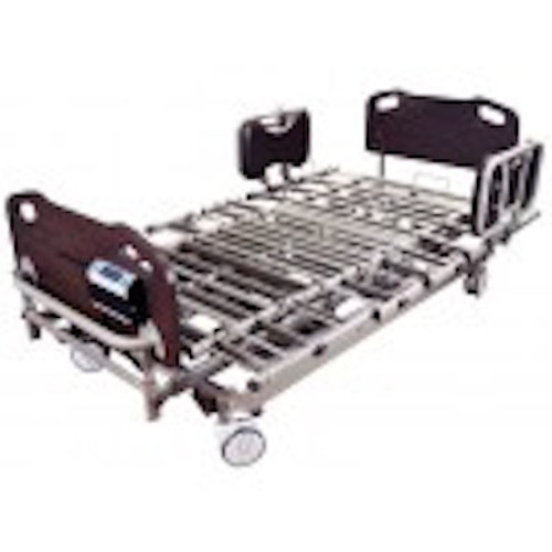 Prime Plus P2002 Bariatric Bed w/Foot and Headboard