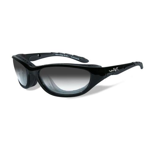 AirRage | Light Adjusting Grey Lens w/ Matte Black Frame