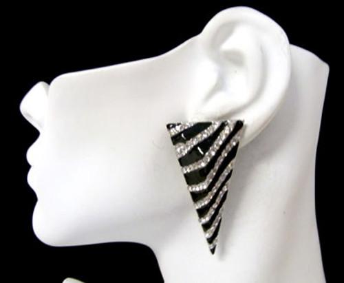 Stud Earrings-11495