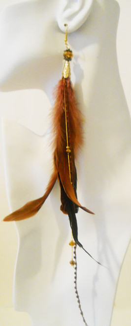 Feather Earrings-1794