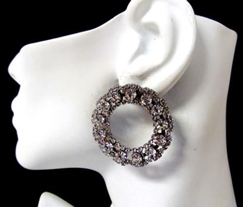 Stud Earrings-12490
