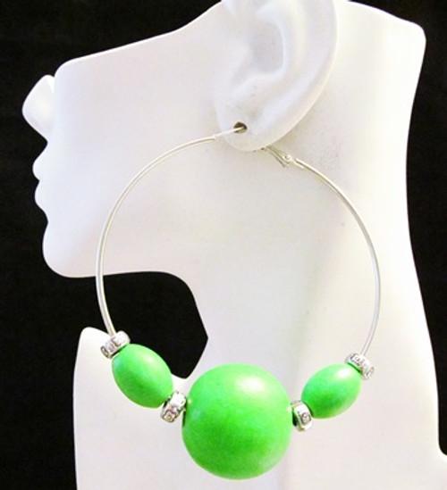Hoop Earrings-14768